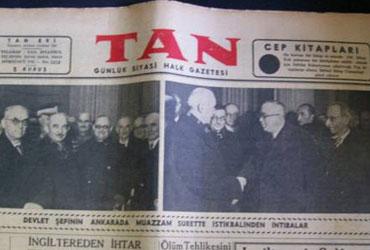 4 Aralık 1945 - Tan Olayı Gerçekleşti. Tan Gazetesi Milliyetçi Kesim  Tarafından Saldırıya Uğradı Ve Yağmalandı - The Epoch Times TR
